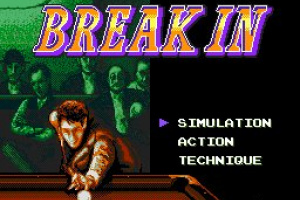 Break In Screenshot
