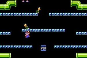 Mario Bros. Screenshot