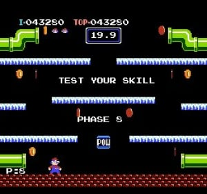 Mario Bros. Review - Screenshot 1 of 3