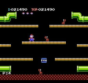 Mario Bros. Review - Screenshot 2 of 3