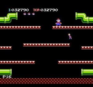 Mario Bros. Review - Screenshot 1 of 3