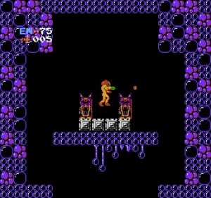 Metroid Review - Screenshot 1 of 5