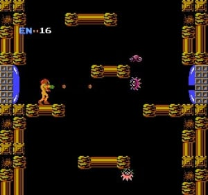 Metroid Review - Screenshot 3 of 5