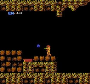 Metroid Review - Screenshot 2 of 5