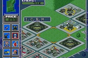 Metal Marines Screenshot