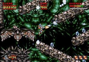 Mega Turrican Review - Screenshot 1 of 3