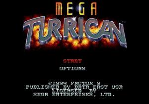 Mega Turrican Review - Screenshot 3 of 3
