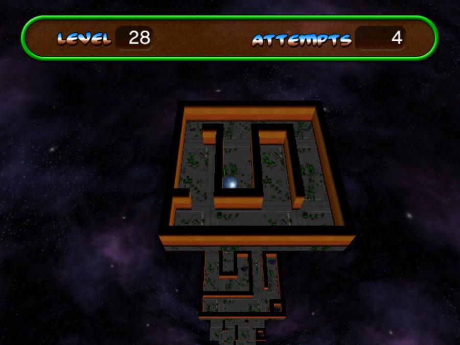 The Incredible Maze Screenshot