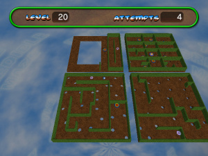 The Incredible Maze Review - Screenshot 1 of 3