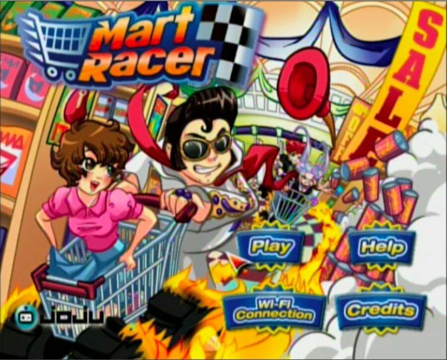 Mart Racer Screenshot