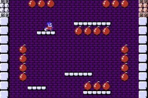 Mighty Bomb Jack Screenshot