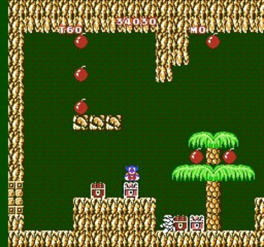 Mighty Bomb Jack Screenshot