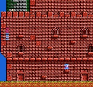 Milon's Secret Castle Review - Screenshot 1 of 3