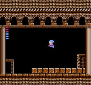 Milon's Secret Castle Review - Screenshot 2 of 3