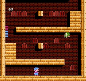 Milon's Secret Castle Review - Screenshot 3 of 3