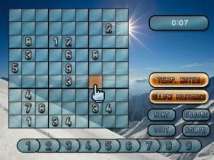 Sudoku Challenge! Review - Screenshot 2 of 5