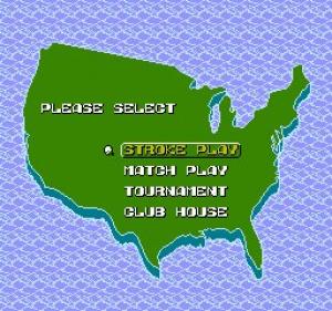 NES Open Tournament Golf Review - Screenshot 2 of 3