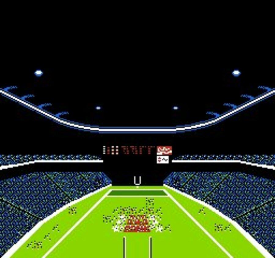 NES Play Action Football Screenshot
