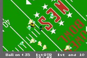 NES Play Action Football Screenshot