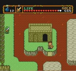 Neutopia II Review - Screenshot 1 of 2