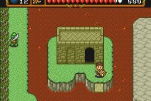 Neutopia II Screenshot