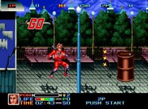 Ninja Combat Review - Screenshot 2 of 3