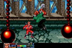 Ninja Combat Screenshot