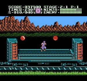 Ninja Gaiden II: The Dark Sword of Chaos Review - Screenshot 1 of 3