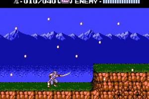 Ninja Gaiden II: The Dark Sword of Chaos Screenshot