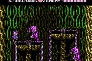 Ninja Gaiden III: The Ancient Ship of Doom Screenshot