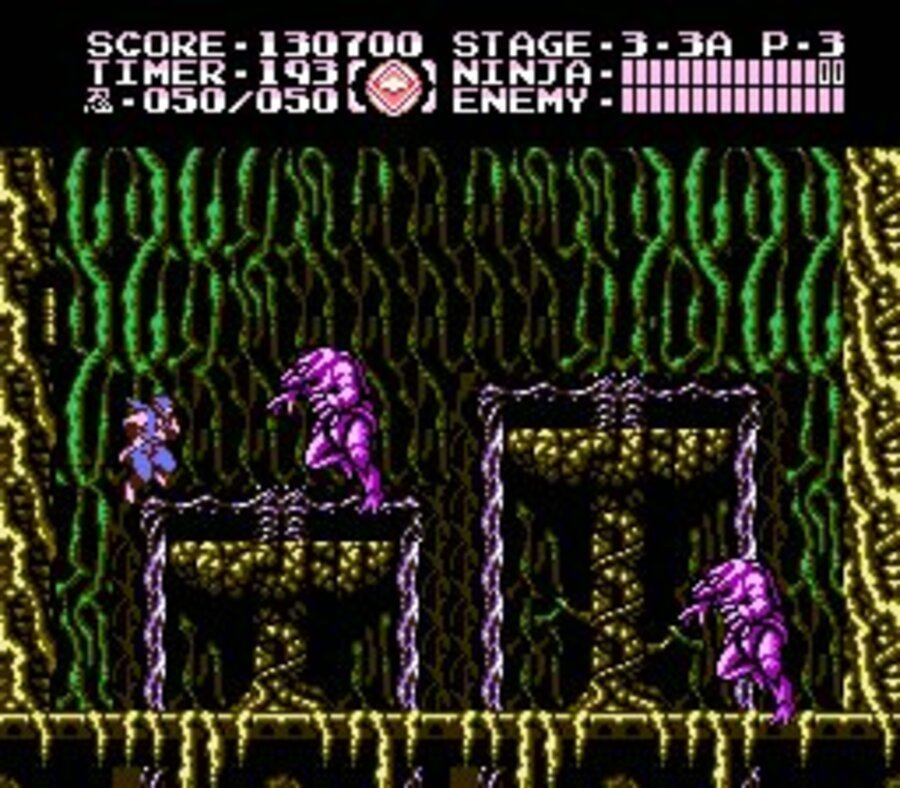 Ninja Gaiden III: The Ancient Ship of Doom Screenshot
