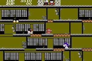 Ninja JaJaMaru-kun Screenshot