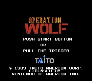 Operation Wolf Review - Screenshot 1 of 3