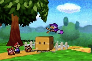 Paper Mario Screenshot
