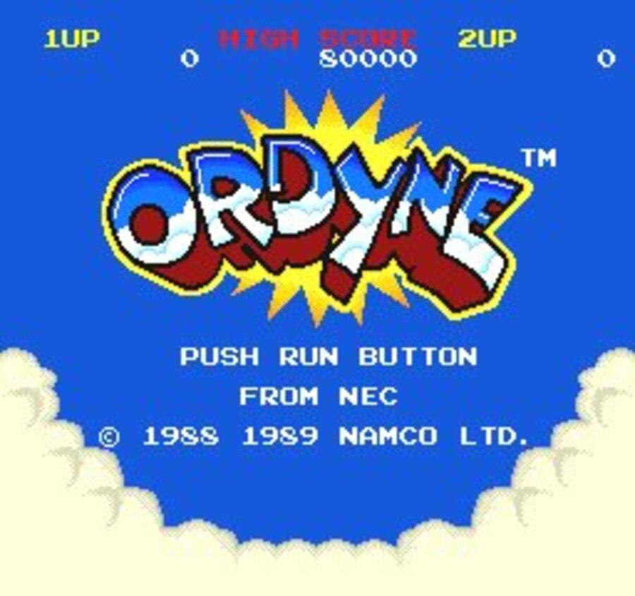 Ordyne Screenshot