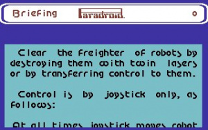 Paradroid Review - Screenshot 1 of 3