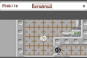 Paradroid Screenshot