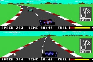 Pitstop II Screenshot