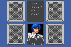 Phantasy Star III Screenshot