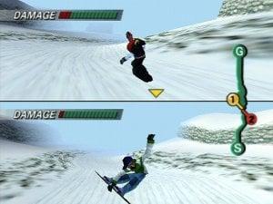 1080° Snowboarding Review - Screenshot 2 of 3