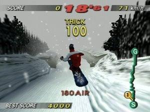 1080° Snowboarding Review - Screenshot 3 of 5