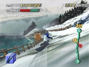1080° Snowboarding Review - Screenshot 2 of 5