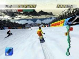 1080° Snowboarding Review - Screenshot 4 of 5
