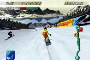 1080° Snowboarding Screenshot