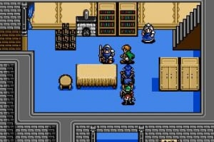 Shining Force II: Ancient Sealing Screenshot
