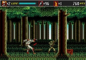 Shinobi III: Return of the Ninja Master Review - Screenshot 3 of 3