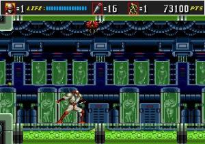 Shinobi III: Return of the Ninja Master Review - Screenshot 2 of 3