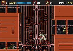 Shinobi III: Return of the Ninja Master Review - Screenshot 1 of 3