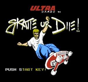 Skate or Die! Review - Screenshot 1 of 3