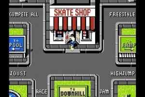 Skate or Die! Screenshot